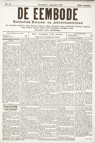 De Eembode 1897-09-11