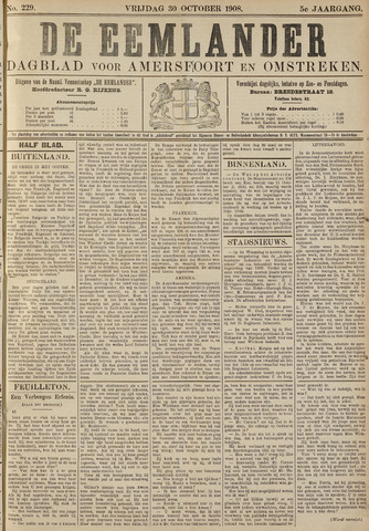 De Eemlander 1908-10-30