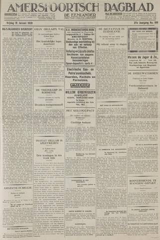 Amersfoortsch Dagblad / De Eemlander 1929-01-18