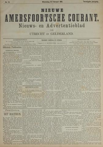 Nieuwe Amersfoortsche Courant 1891-02-18