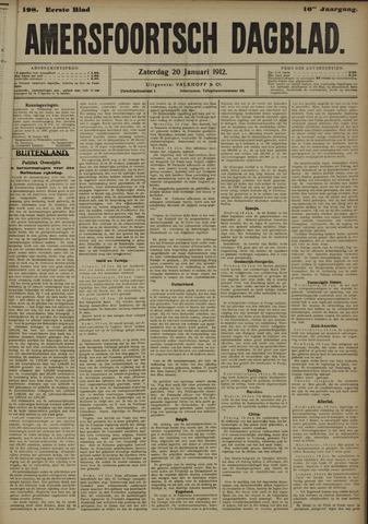 Amersfoortsch Dagblad 1912-01-20