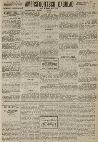 Amersfoortsch Dagblad / De Eemlander 1923-10-02