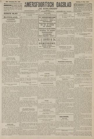 Amersfoortsch Dagblad / De Eemlander 1927-05-13