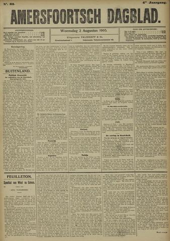 Amersfoortsch Dagblad 1905-08-02