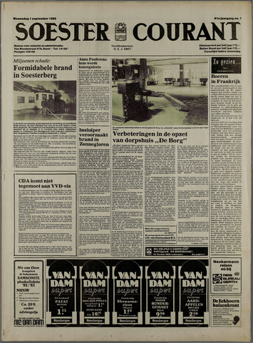 Soester Courant 1982-09-01