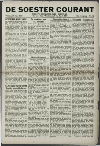 Soester Courant 1945-11-30