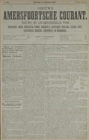 Nieuwe Amersfoortsche Courant 1883-12-22