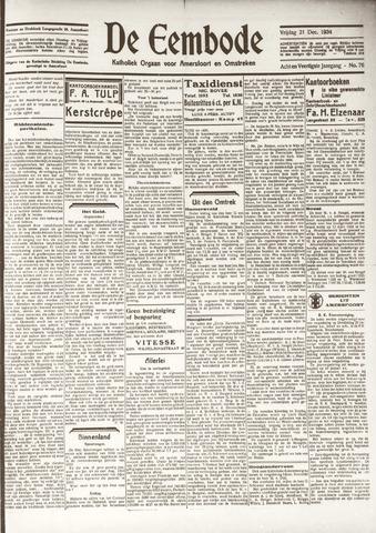 De Eembode 1934-12-21