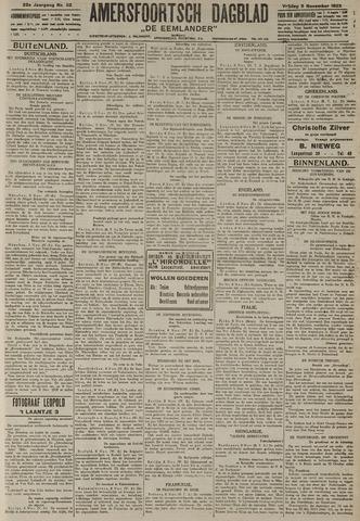 Amersfoortsch Dagblad / De Eemlander 1923-11-09