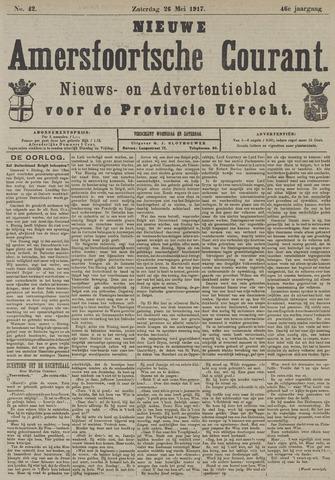 Nieuwe Amersfoortsche Courant 1917-05-26