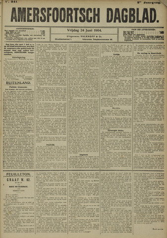 Amersfoortsch Dagblad 1904-06-24