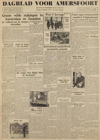 Dagblad voor Amersfoort 1946-09-24