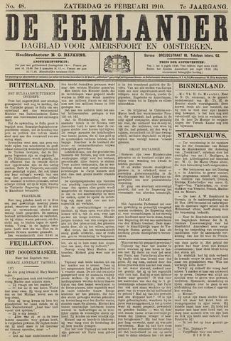De Eemlander 1910-02-26