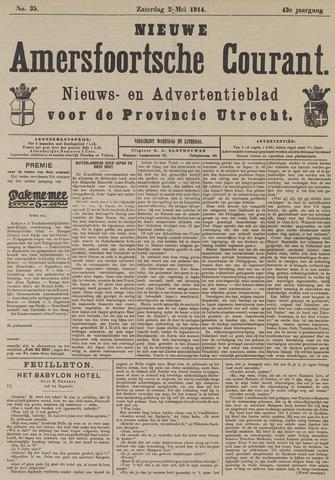 Nieuwe Amersfoortsche Courant 1914-05-02