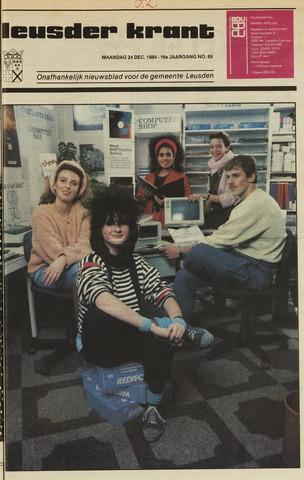 Leusder Krant 1984-12-24