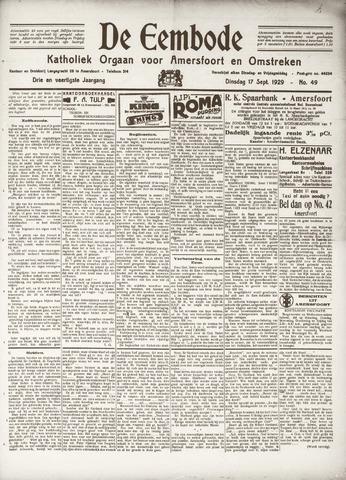 De Eembode 1929-09-17