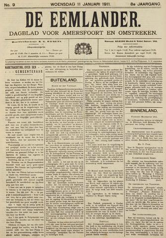 De Eemlander 1911-01-11
