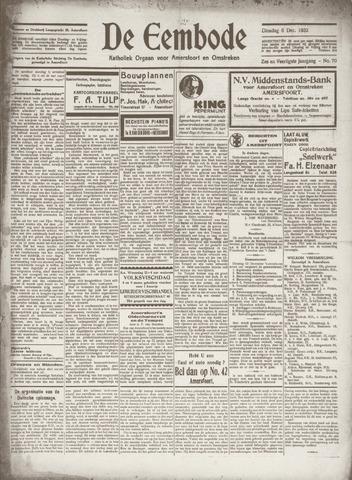 De Eembode 1932-12-06