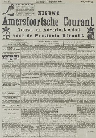 Nieuwe Amersfoortsche Courant 1913-08-16
