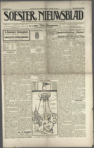 Soester Courant 1923-01-20