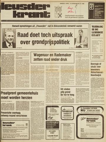 Leusder Krant 1980-04-01