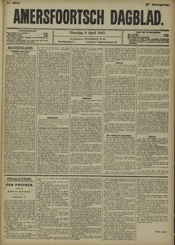 Amersfoortsch Dagblad 1905-04-04