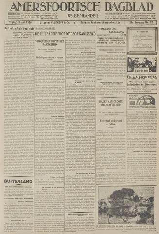 Amersfoortsch Dagblad / De Eemlander 1930-07-25