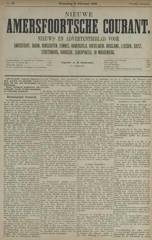 Nieuwe Amersfoortsche Courant 1883-02-14