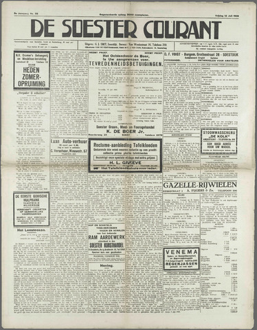 Soester Courant 1929-07-12