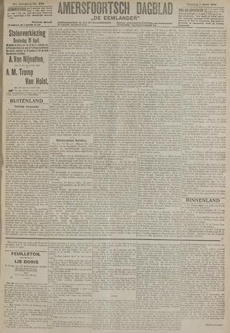 Amersfoortsch Dagblad / De Eemlander 1919-04-01