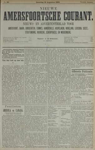 Nieuwe Amersfoortsche Courant 1883-08-25
