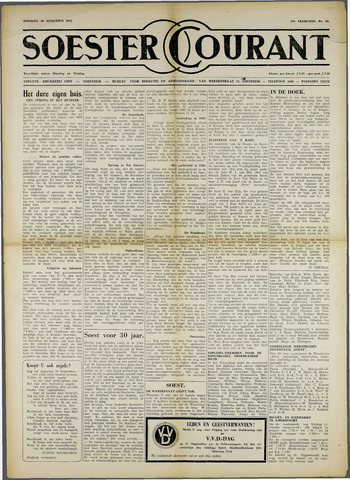 Soester Courant 1955-08-30