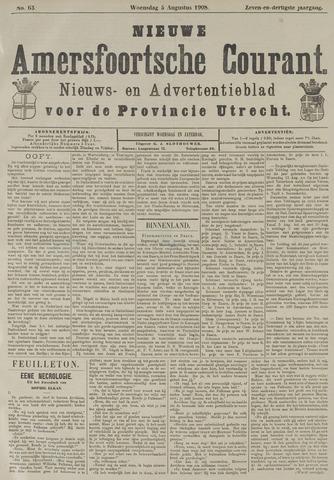 Nieuwe Amersfoortsche Courant 1908-08-05