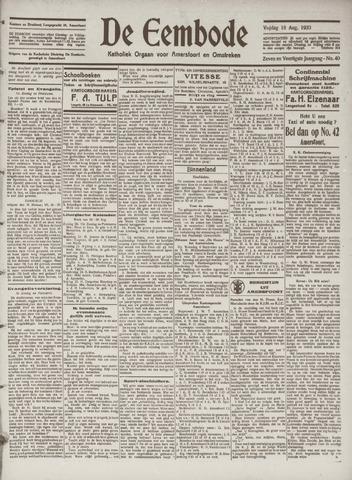 De Eembode 1933-08-18