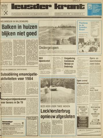Leusder Krant 1984-01-05