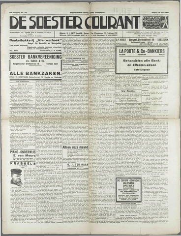 Soester Courant 1931-06-19