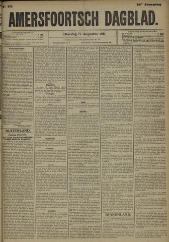 Amersfoortsch Dagblad 1911-08-15