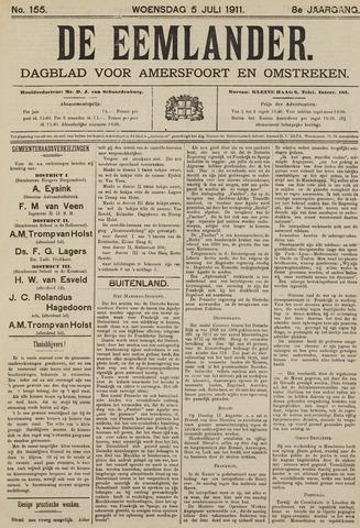 De Eemlander 1911-07-05