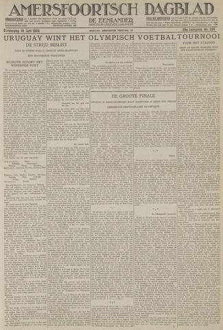 Amersfoortsch Dagblad / De Eemlander 1928-06-14