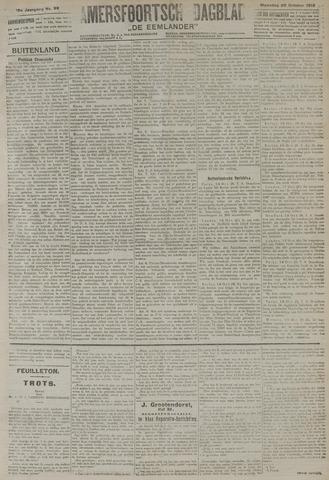 Amersfoortsch Dagblad / De Eemlander 1919-10-20