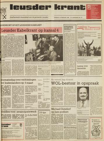 Leusder Krant 1986-02-18