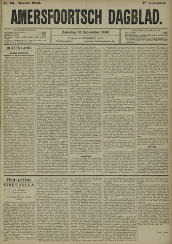 Amersfoortsch Dagblad 1908-09-12