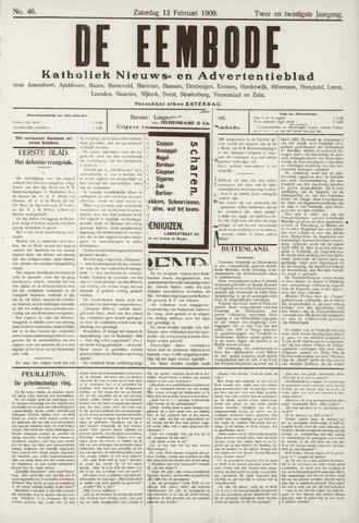 De Eembode 1909-02-13