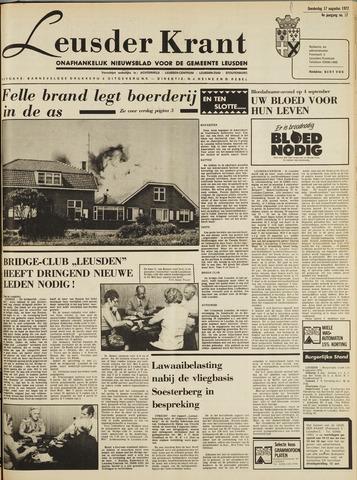 Leusder Krant 1972-08-17