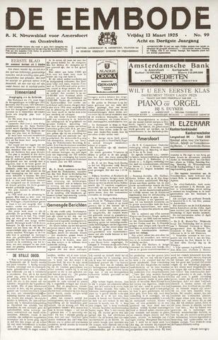 De Eembode 1925-03-13