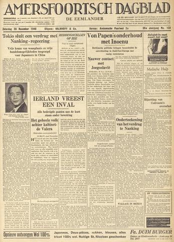 Amersfoortsch Dagblad / De Eemlander 1940-11-30