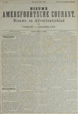 Nieuwe Amersfoortsche Courant 1893-05-06