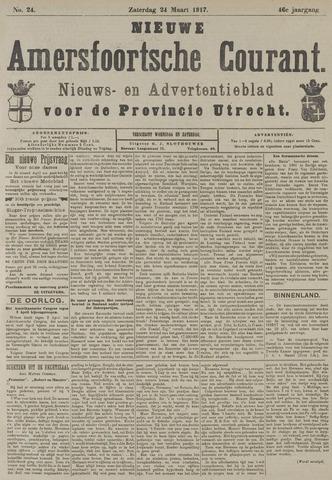 Nieuwe Amersfoortsche Courant 1917-03-24