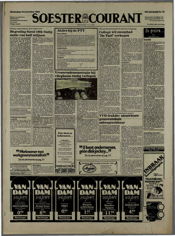 Soester Courant 1983-11-16