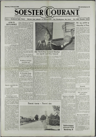 Soester Courant 1969-02-04